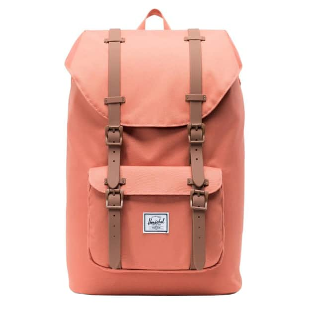 Herschel Little America Mid Volume Orange