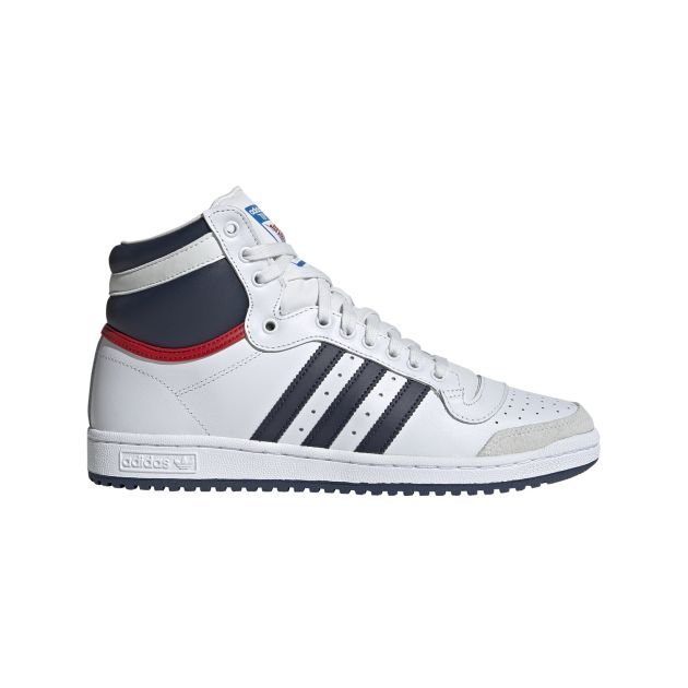 adidas Originals Top Ten Hi Weiß