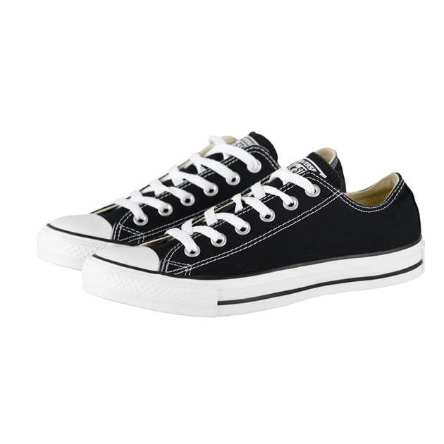 Converse Chuck Taylor As Core OX Schwarz