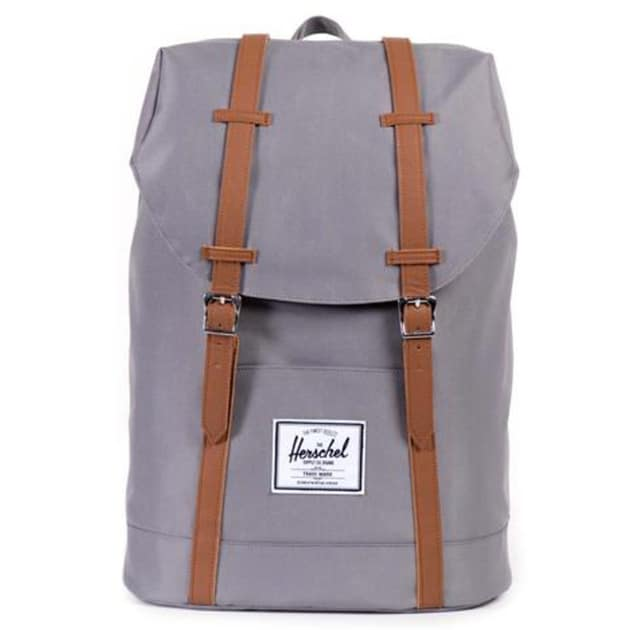 Herschel Retreat Grau