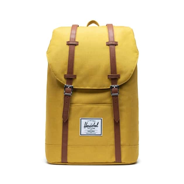 Herschel Retreat Gold