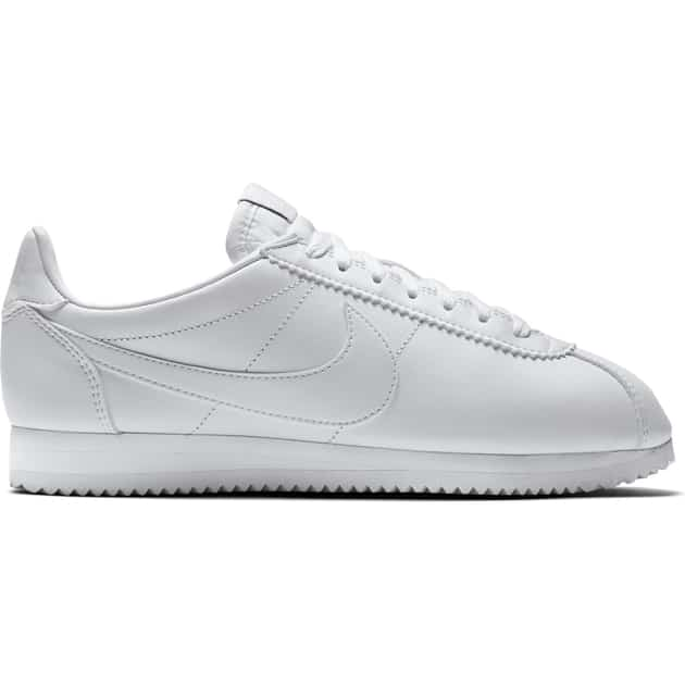 Nike Wmns Classic Cortez Leather Weiß