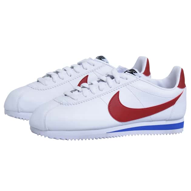 Nike Wmns Classic Cortez Leather Rot