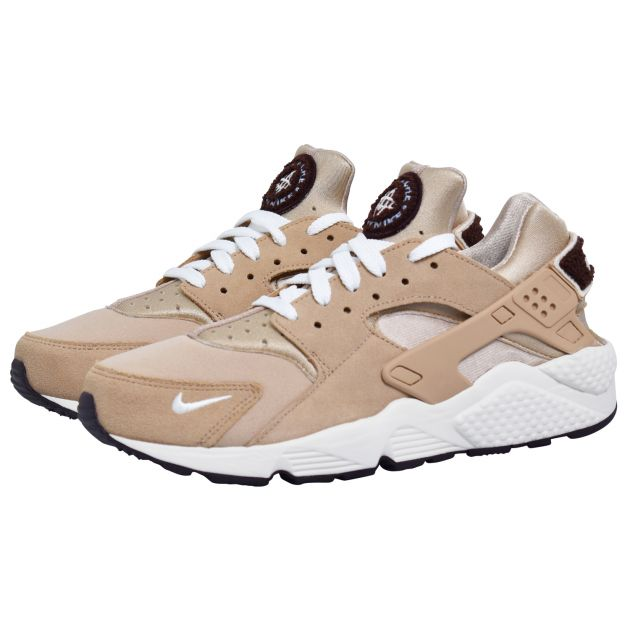 Nike Nike Air Huarache Run PRM Oliv