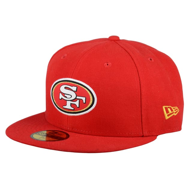 Wool 59Fifty 49ers