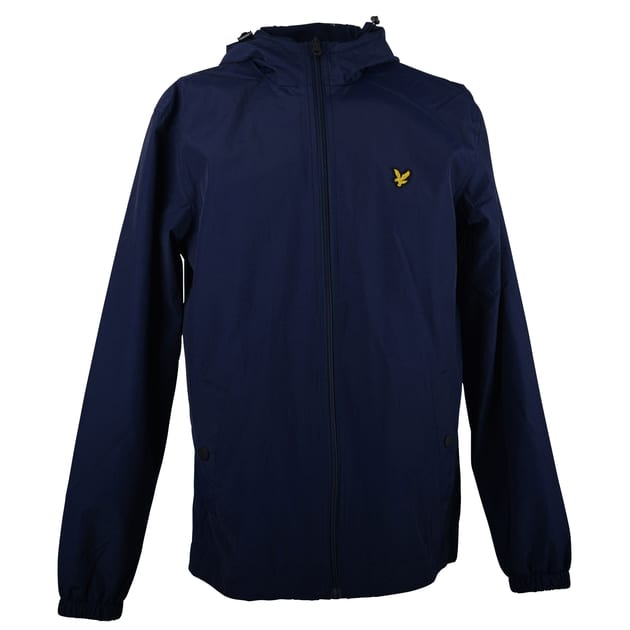 Lyle & Scott Zip Through Hooded Jacket bei Sport Münzinger München