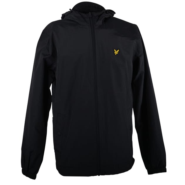 Lyle & Scott Zip Through Hooded Jacket bei Sport Schuster München