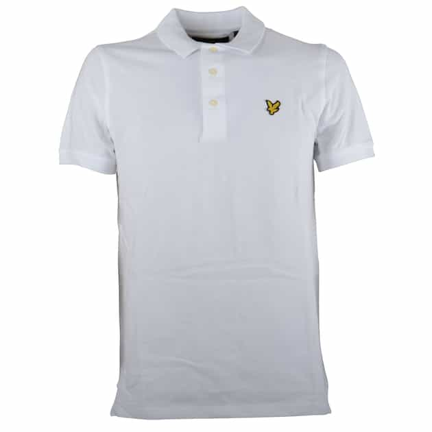 Lyle & Scott Polo Shirt Weiß