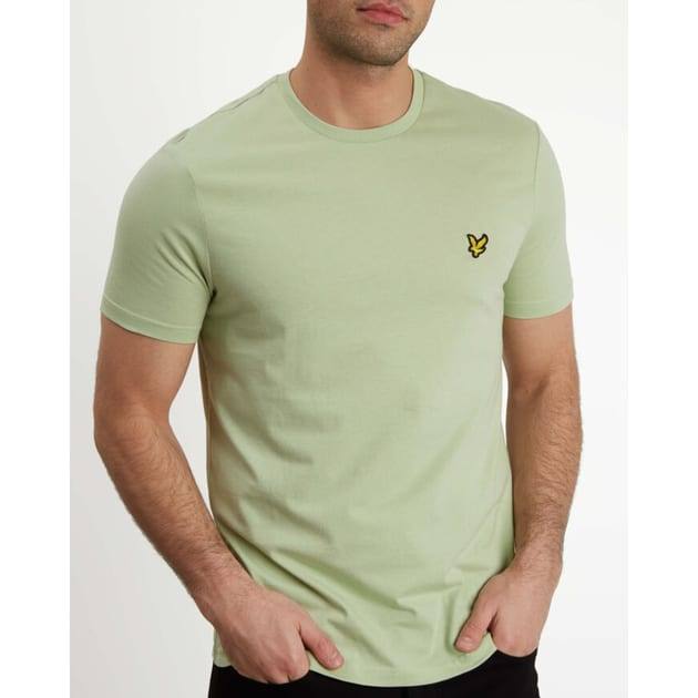Lyle & Scott T-Shirt Oliv