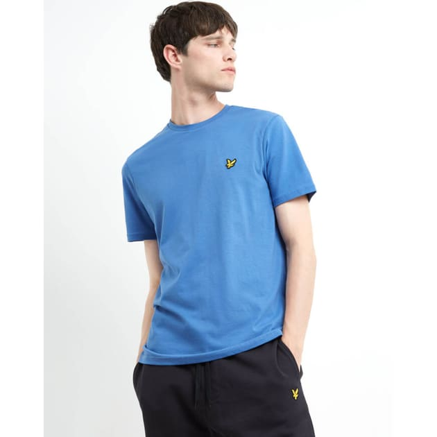 Lyle & Scott T-Shirt Hellblau