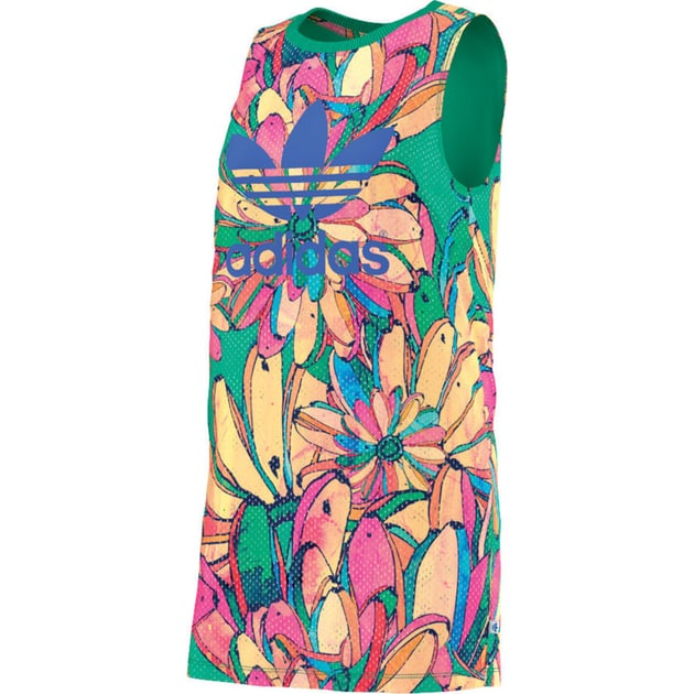 adidas Originals Trefoil Tank Dress Bunt