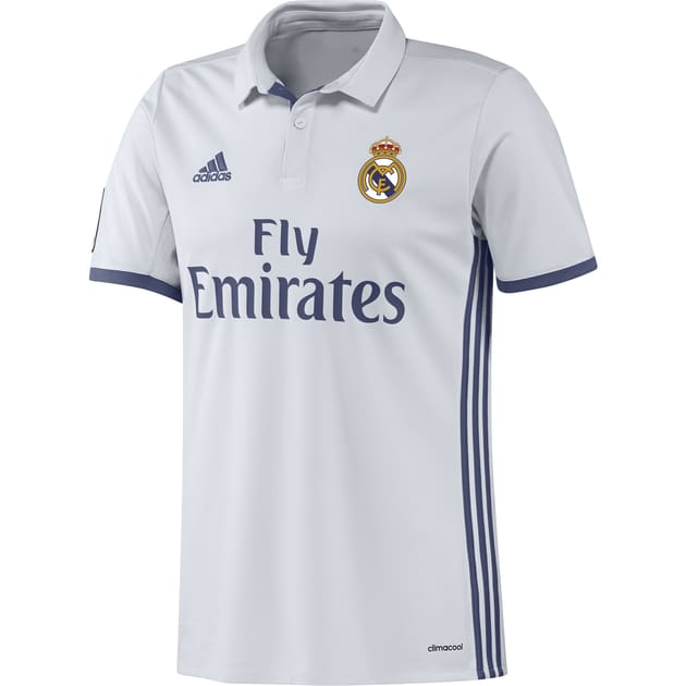 adidas Real Madrid Home Trikot Weiß