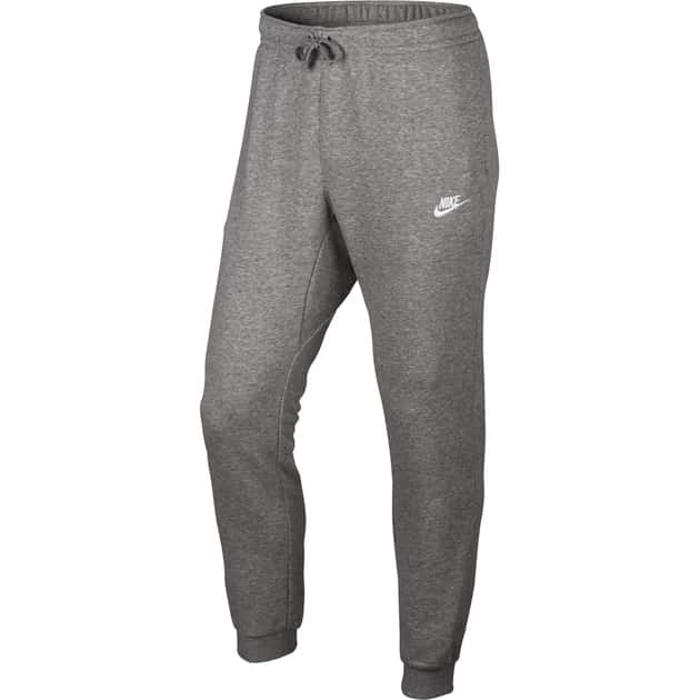 Nike M NSW Jogger FT Club Grau