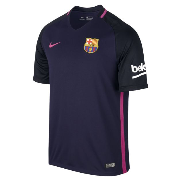 Nike FC Barcelona Away Trikot Kids