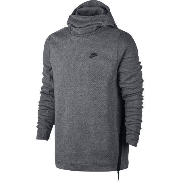 Nike M NSW Tech Fleece Hoodie PO Anthrazit