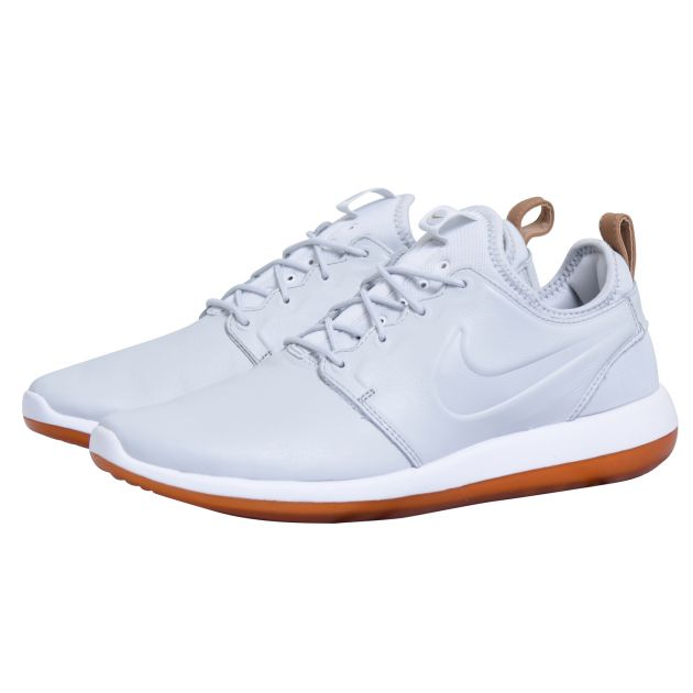 Nike Roshe Two Leather PRM Weiß