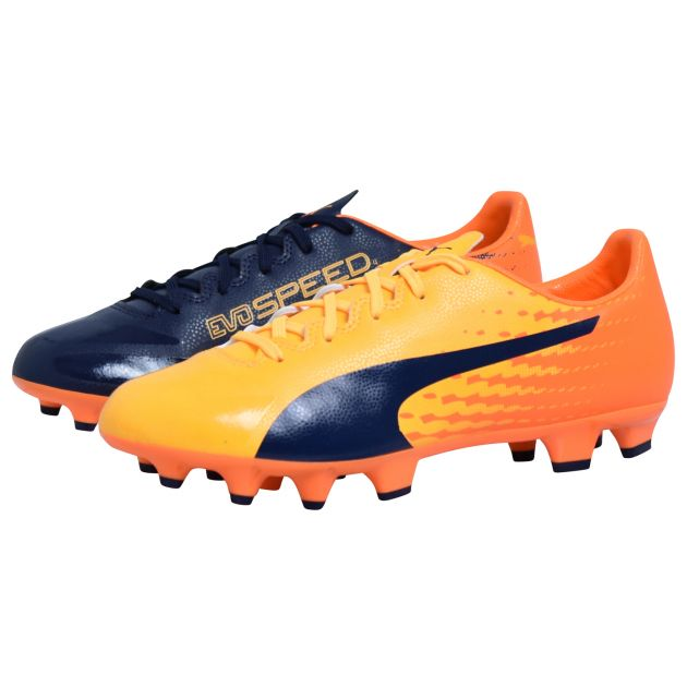 Puma evoSpeed 17.4 FG Jr. Gelb