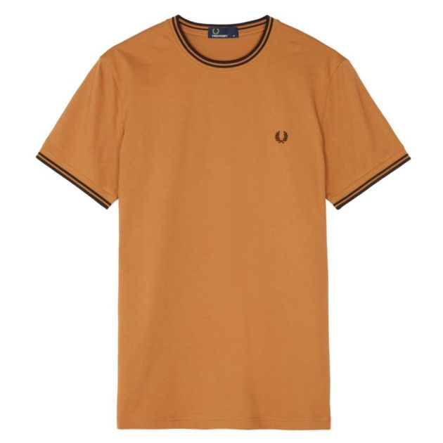 Fred Perry Twin Tipped T-Shirt bei Sport Schuster München