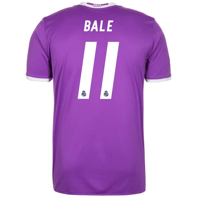 Dekographics Real Madrid Kinder Away 2016/17 Flock Bale