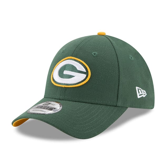 New Era 9Forty Green Bay Packers League Cap Bunt