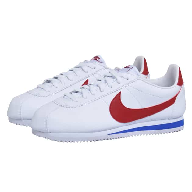Nike Classic Cortez Leather Weiß