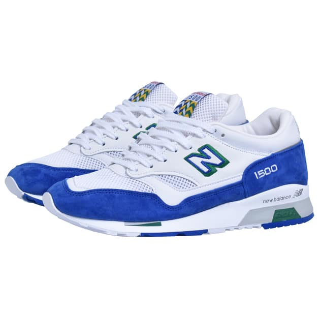 New Balance M1500 CUMBRIAN FLAG Weiß