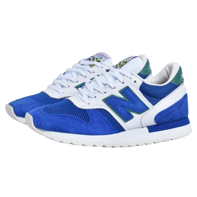 New Balance M770 CUMBRIAN FLAG Grau