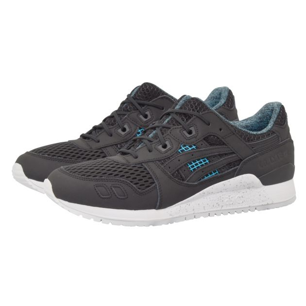 "Asics Tiger Gel-Lyte III ""30 Years of Gel"" Schwarz"
