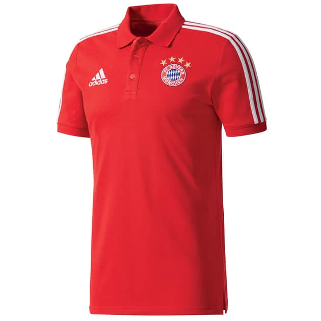 adidas FC Bayern Core Polo bei Sport Schuster München