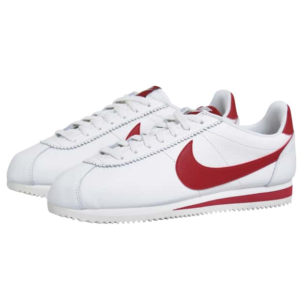 Nike Classic Cortez Leather SE Rot