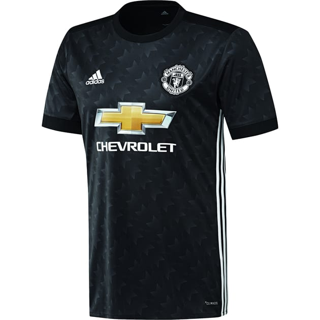 adidas Manchester United Away Trikot Kids - Pre...