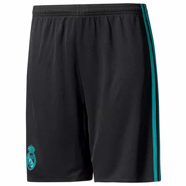 REAL Madrid Away Short Kids