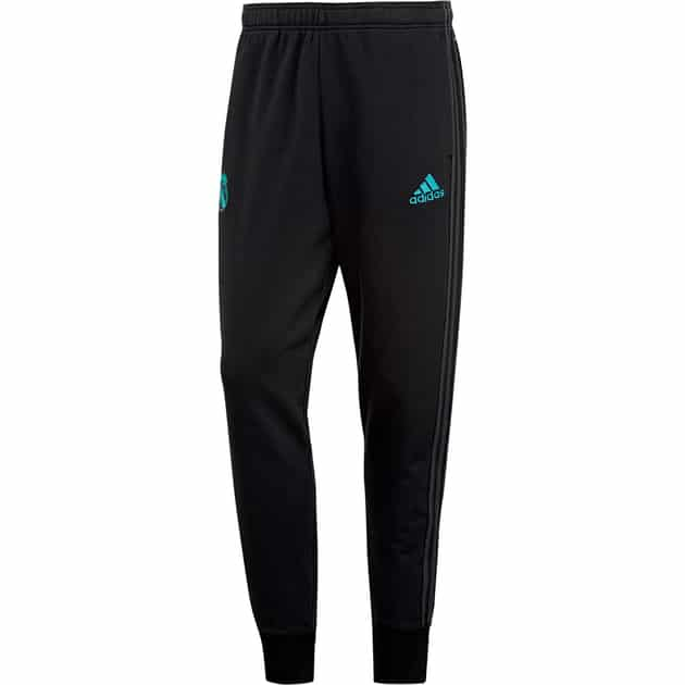 adidas REAL Madrid SWT Pant Schwarz
