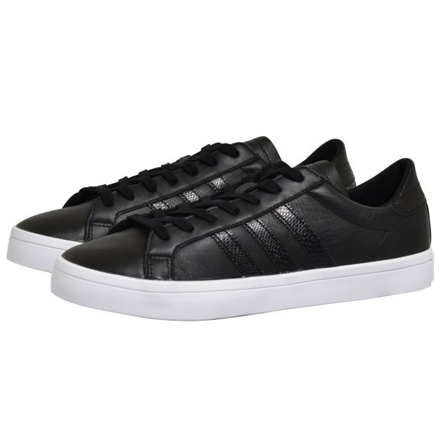 adidas Originals COURTVANTAGE Schwarz
