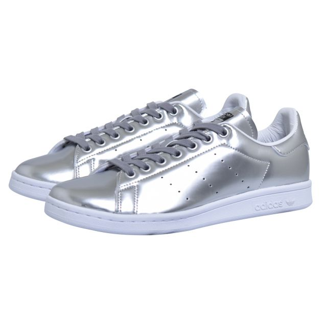 adidas Originals STAN SMITH W Silber