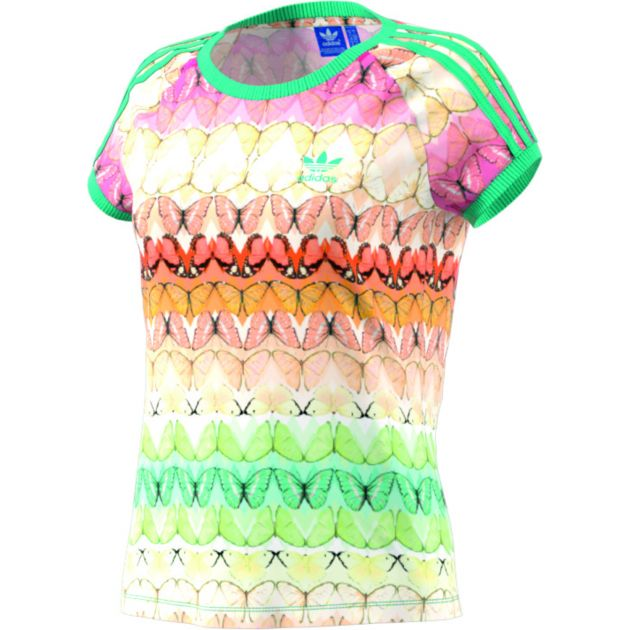 adidas Originals BORBOFRESH TEE Bunt
