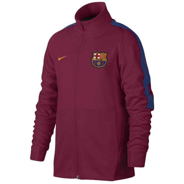 Nike FC Barcelona Authentic N98 Jacket Kids bei Sport Schuster München