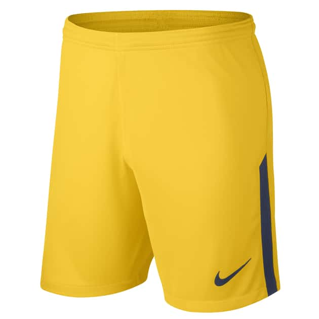 Nike Paris Saint Germain Home Away Short Gelb
