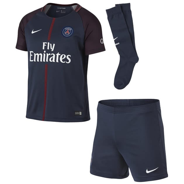 Nike Paris Saint Germain Home Kit Kids bei Sport Schuster München