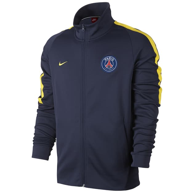 Nike Paris Saint Germain N98 Track Jacket Blau