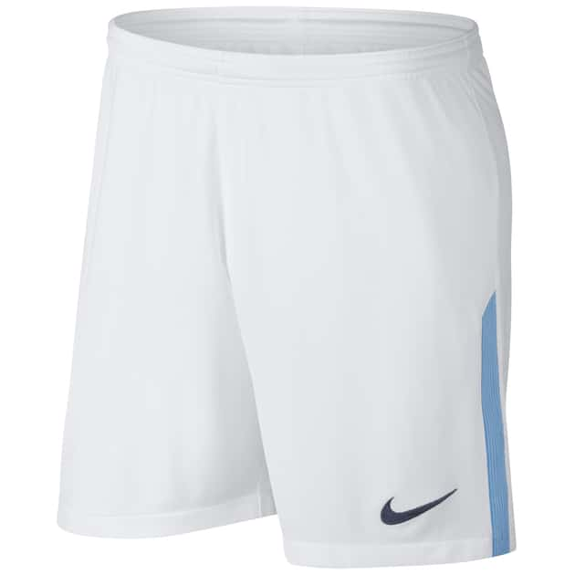Nike Manchester City Home Away Short Kids Weiß