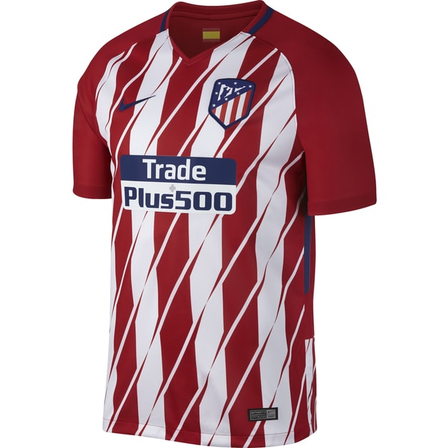 Nike Atletico Madrid Home Trikot Weiß
