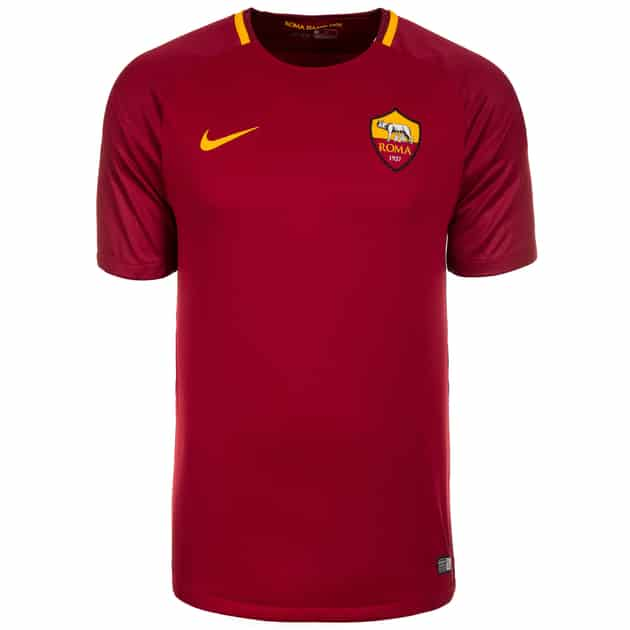 Nike AS Rom Home Trikot Rot