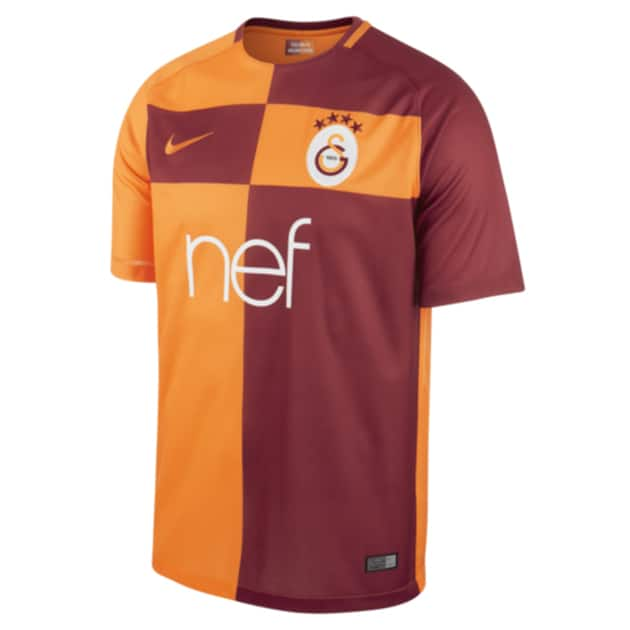 Nike Galatasaray Home Trikot Orange