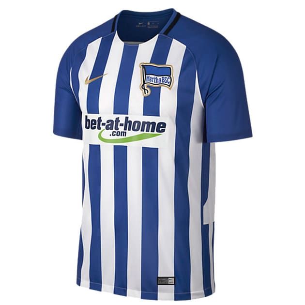 Nike Hertha Berlin Home Trikot - Hertha BSC Ber...