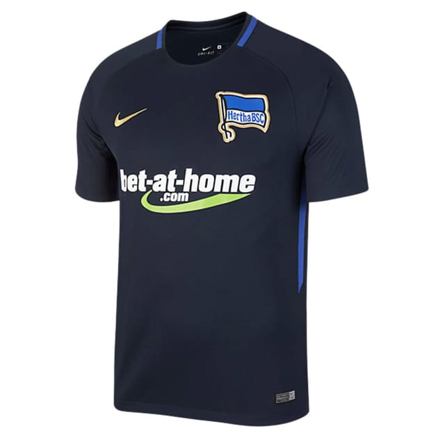 Nike Hertha Berlin Away Trikot Kids Blau