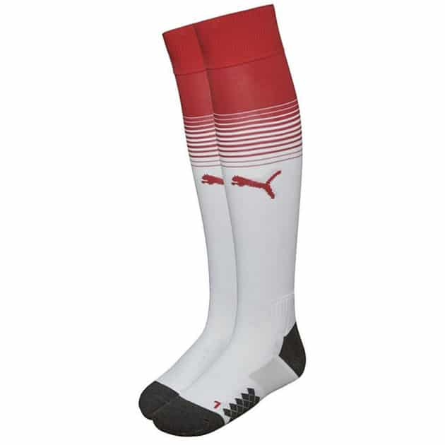 Puma Arsenal London Home Sock bei Sport Schuster München