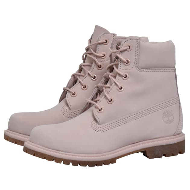 Timberland 6in Premium Boot - W Pink
