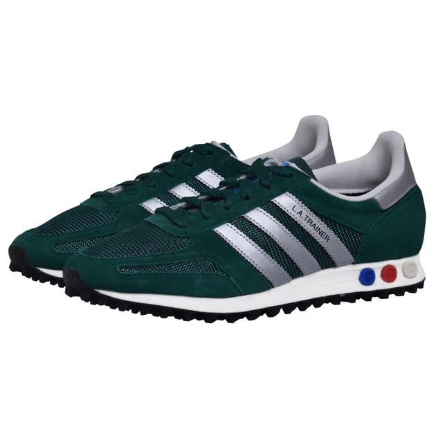 adidas Originals LA TRAINER OG Grün
