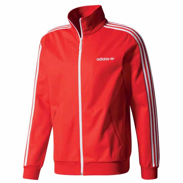 adidas Originals BB TRACKTOP Rot